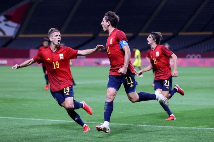 Dự đoán tỷ số, soi kèo U23 Tây Ban Nha vs U23 Bờ Biển Ngà, tứ kết Olympic