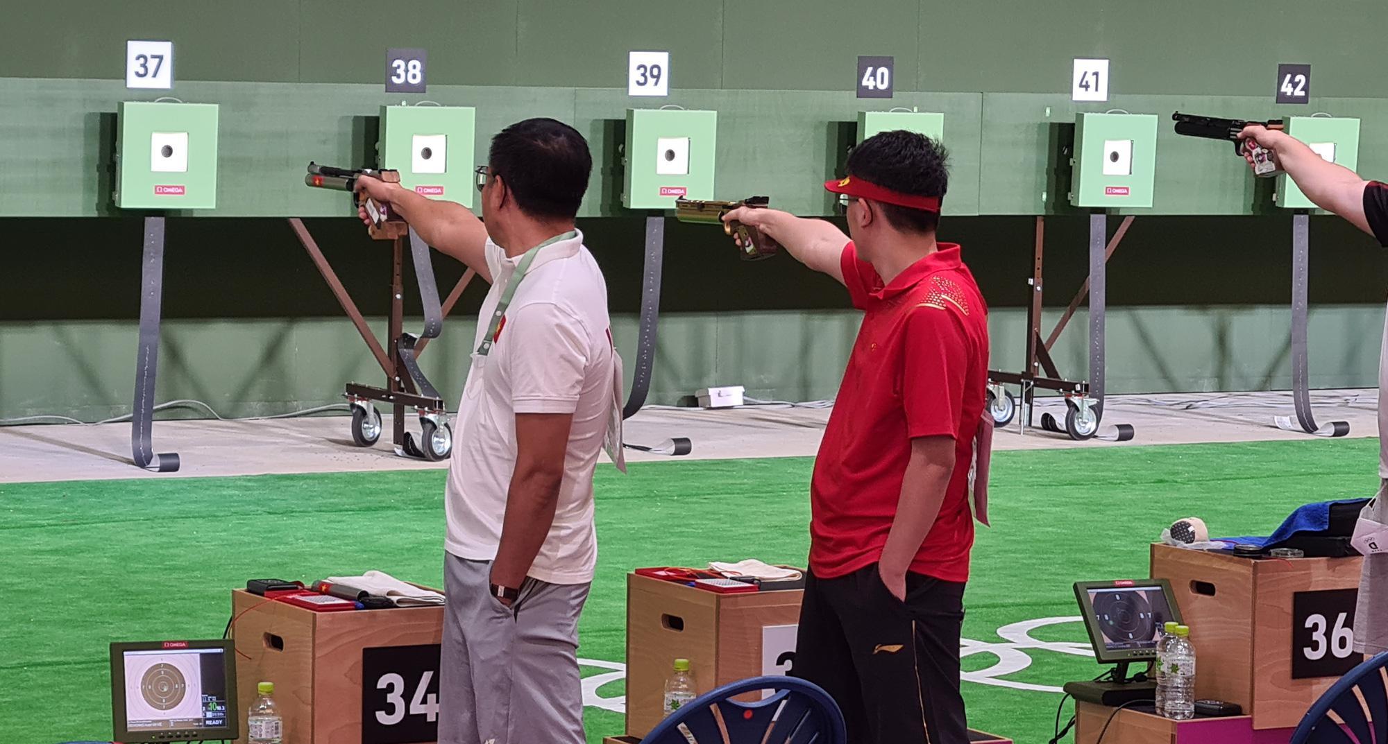 Olympic Tokyo 2020: Xạ thủ Hoàng Xuân Vinh chính thức
