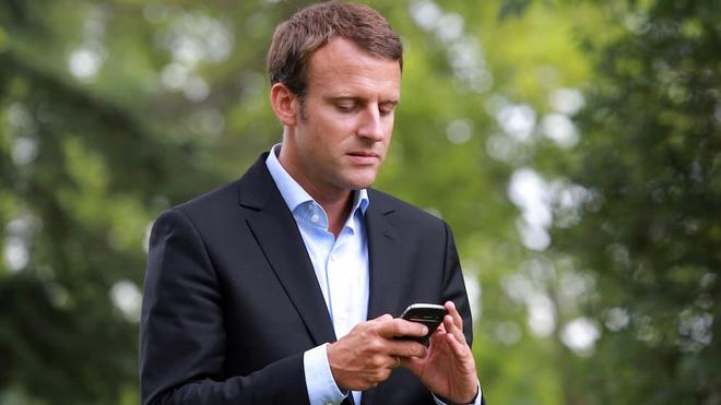 Tổng thống Pháp phải đổi điện thoại vì sợ bị nghe lén - ảnh 1