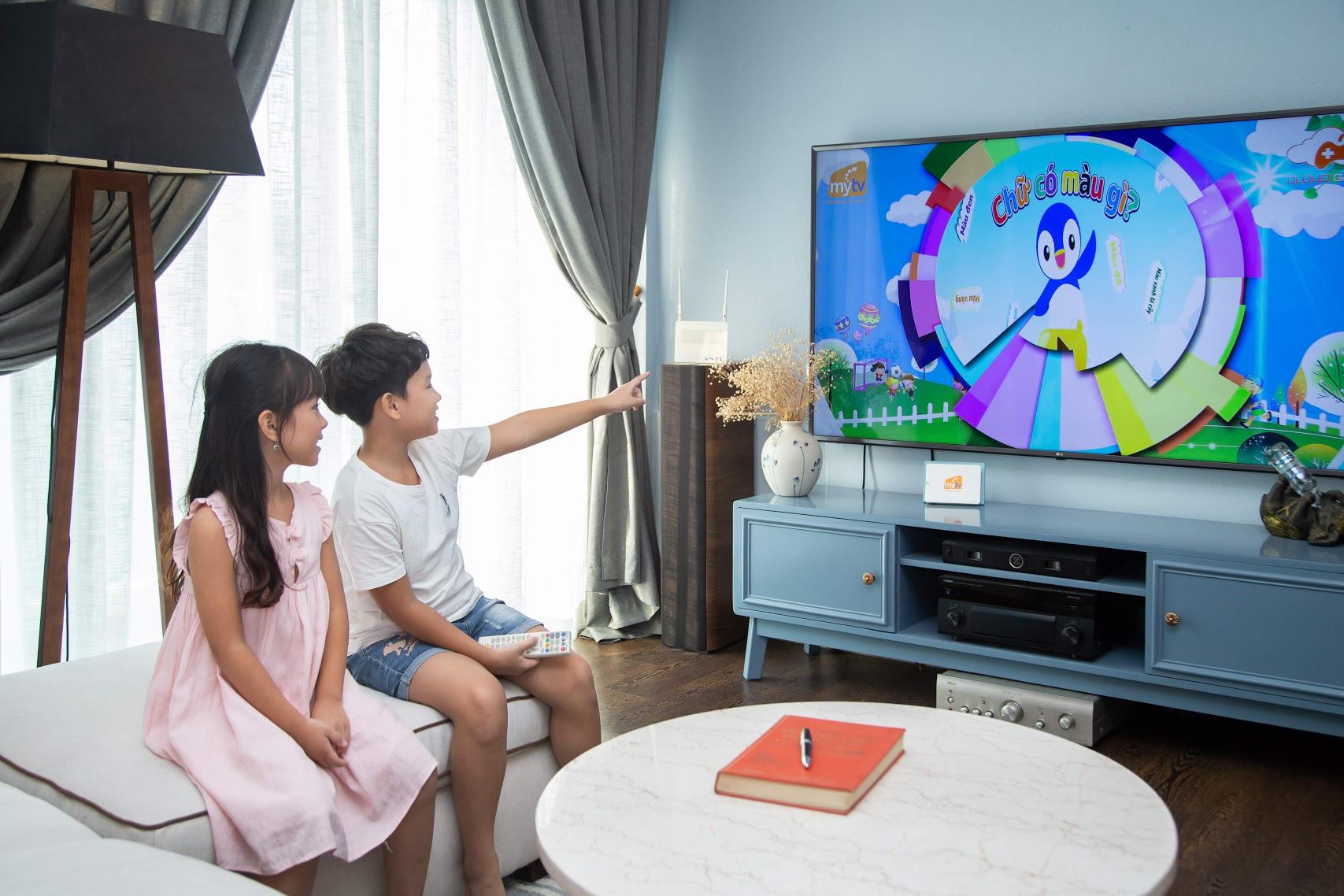 Giãn cách xã hội, người Việt khám phá niềm vui trong những hoạt động giải trí tại gia cùng truyền hình MyTV - ảnh 1