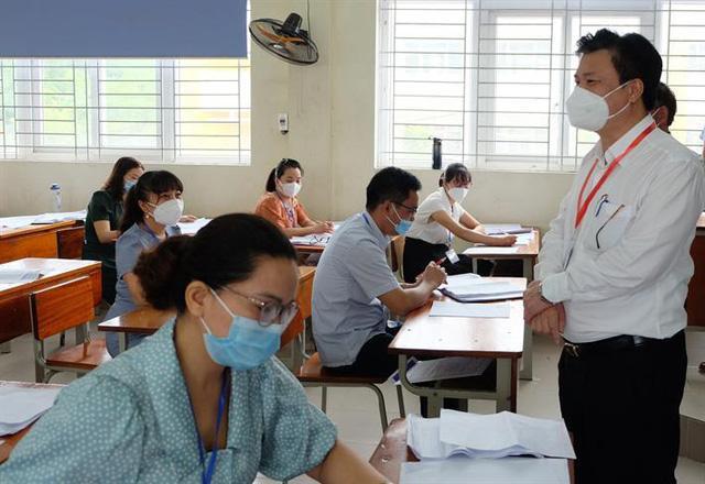 Thí sinh có thể tra điểm thi tốt nghiệp THPT 2021 từ 26/7 - ảnh 1
