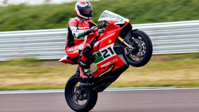 Cận cảnh Ducati Panigale V2 phiên bản đặc biệt - ảnh 1
