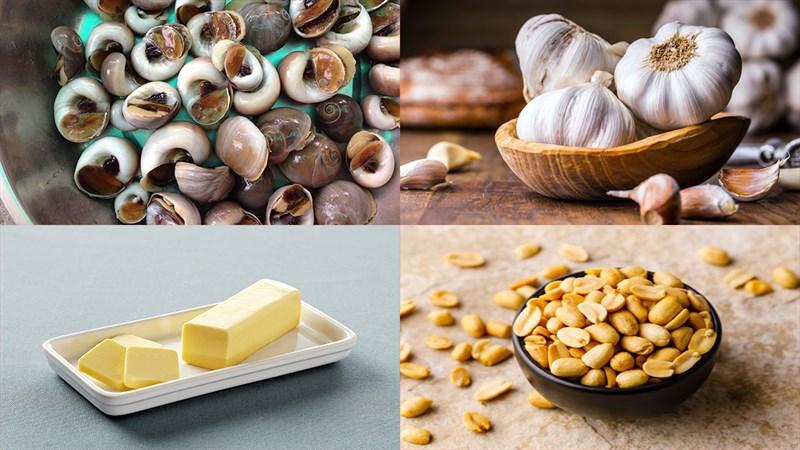 Cách làm ốc mỡ xào bơ tỏi thơm ngon, hấp dẫn, siêu phá mồi bàn nhậu
