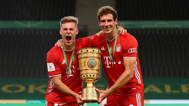 Bị Man Utd chèo kéo, Goretzka gửi ngay thông điệp đến thượng tầng Bayern - ảnh 1