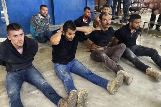 7 nghi phạm vụ ám sát Tổng thống Haiti từng được Mỹ huấn luyện - ảnh 1
