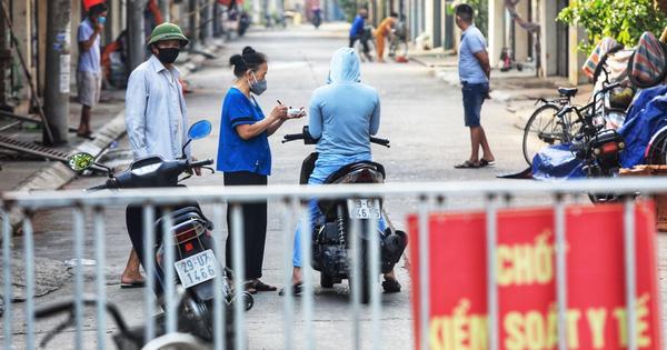 Hà Nội: Cách ly y tế tòa chung cư ở Khu đô thị Ngoại giao đoàn; Khởi tố vụ án hình sự con làm lây lan dịch bệnh truyền nhiễm nguy hiểm cho mẹ - ảnh 1