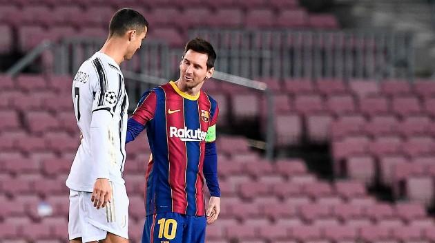 Ronaldo có khả năng đối đầu Messi - ảnh 1