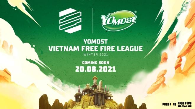 Yomost VFL Winter 2021 có tổng giá trị giải thưởng hơn 4 tỷ đồng: Khẳng định vị thế giải đấu chuyên nghiệp cấp cao nhất Free Fire Việt Nam - ảnh 1