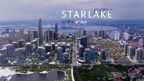 Không gian sống đáng giá ở khu đô thị Starlake Tây Hồ Tây - ảnh 1