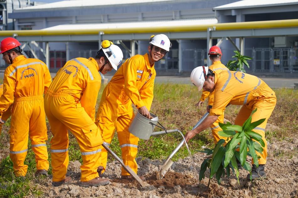 Công đoàn PV GAS: Đổi mới hoạt động, thiết thực chăm lo cho người lao động - ảnh 1