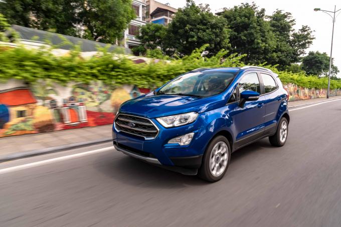 Cơ hội sở hữu SUV đô thị Ford EcoSport chỉ từ 553 triệu đồng - ảnh 1