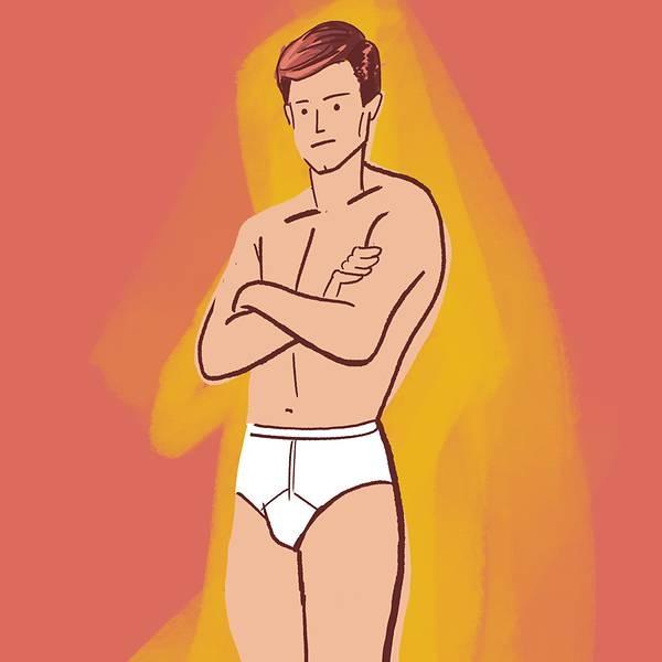 Cách chọn nội y phù hợp hình dáng cơ thể nam giới