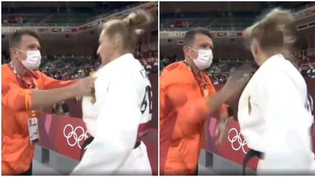 Olympic Tokyo: HLV tát để 'thổi lửa' tinh thần thi đấu của học trò