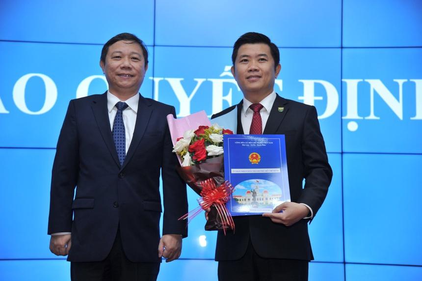 ĐH Y khoa Phạm Ngọc Thạch có tân hiệu trưởng 45 tuổi - ảnh 1