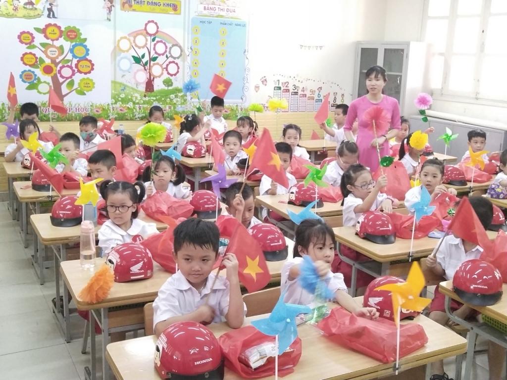 Ngành giáo dục Thủ đô đáp ứng đủ nhu cầu học tập của học sinh