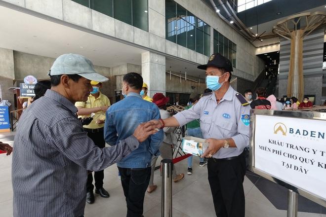 BV Tây Ninh ngừng tiếp nhận bệnh nhân, Ninh Thuận lập BV dã chiến - ảnh 1