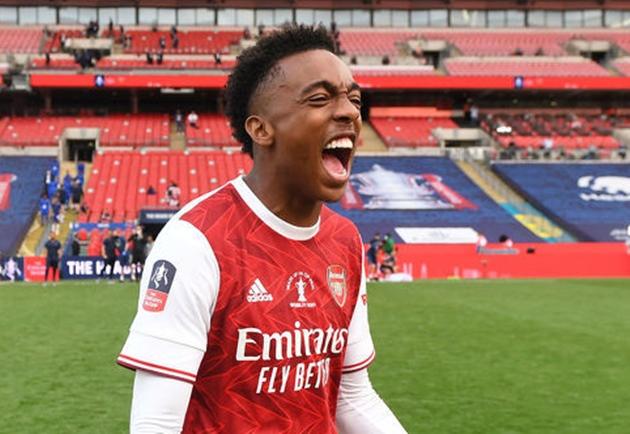 Xác nhận: Quá thèm muốn sao Arsenal, CLB Premier League không ngừng gõ cửa - ảnh 1