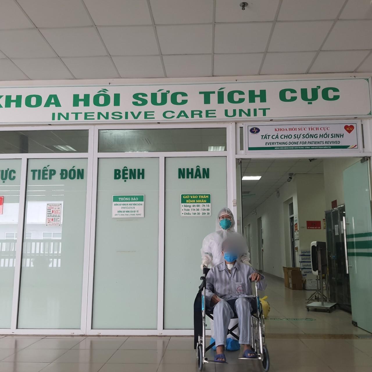 Thai phụ mắc COVID-19 phải đặt tim phổi nhận tạo đã hồi phục ngoạn mục - ảnh 1