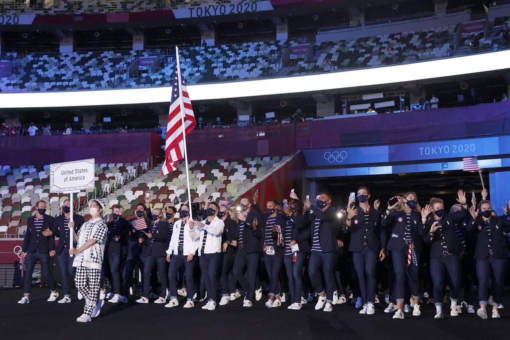 'The Rock' Dwayne Johnson động viên tinh thần đội tuyển Mỹ tham dự Thế vận hội Tokyo - ảnh 1