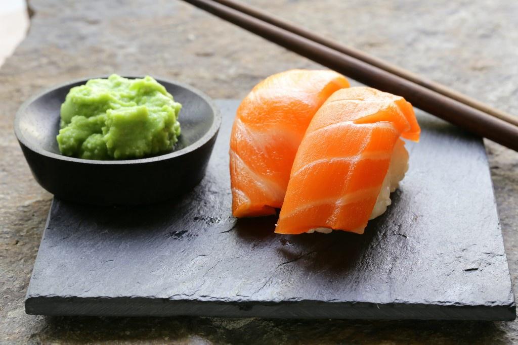 Trang trại trồng ''wasabi thật'' lớn nhất Nhật Bản - ảnh 1