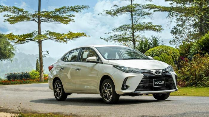 Khách hàng mua Toyota Vios được ưu đãi tới 30 triệu đồng