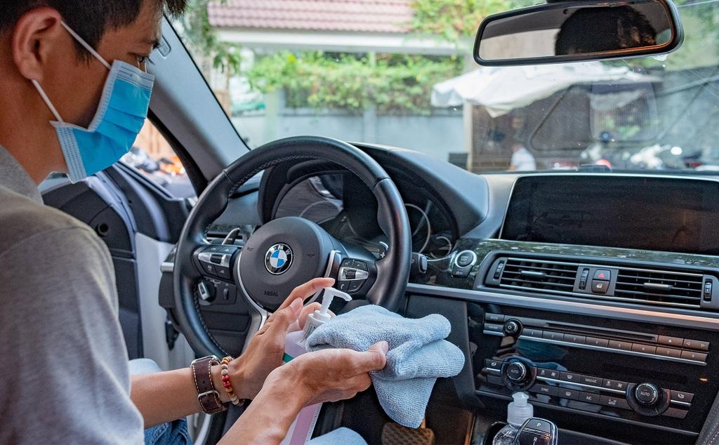 Khử trùng vệ sinh cho xe ô tô như thế nào để phòng dịch Covid - 19? - ảnh 1