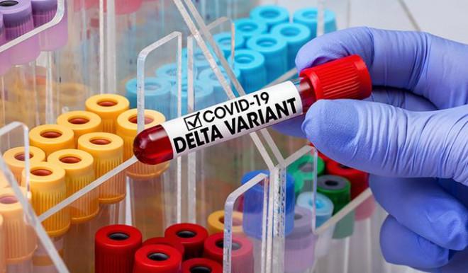 Biến thể Delta gây ra các triệu chứng khác so với chủng gốc,