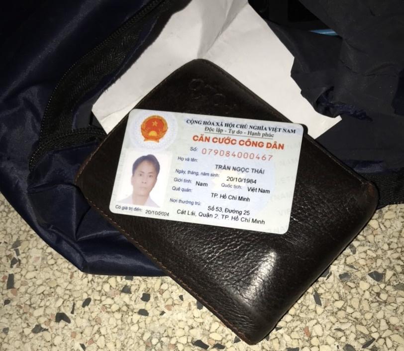Bà Rịa - Vũng Tàu: Phát hiện thi thể ở công viên Bãi Trước trong tình trạng cháy toàn thân - ảnh 1