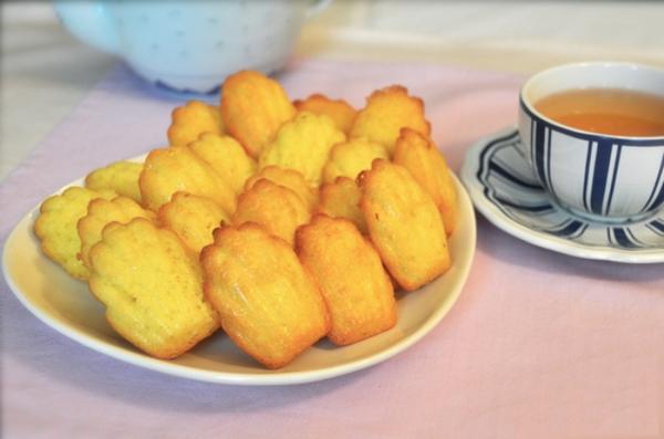 Madeleines – món bánh trứ danh từ nước Pháp