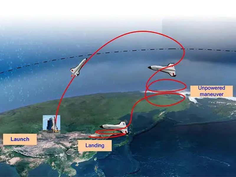 Trung Quốc lại phóng phi thuyền bí ẩn - ảnh 1
