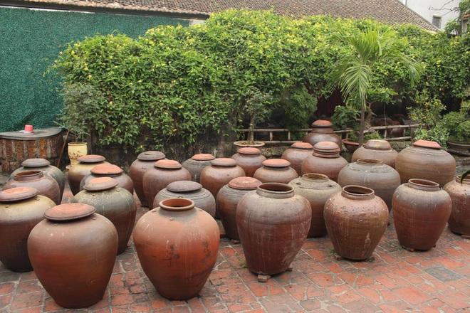 Đặc sản tương nếp ở ngôi làng cổ ngoại thành Hà Nội - ảnh 1