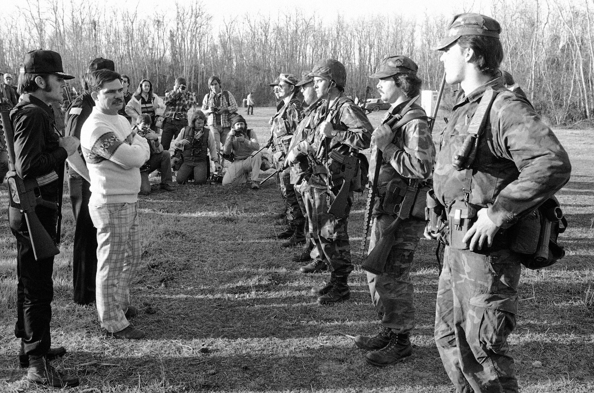 Hội kín từng tấn công cộng đồng người Việt lại