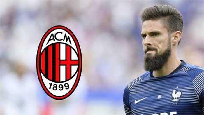 Olivier Giroud hoàn tất thủ tục kiểm tra y tế để gia nhập Milan - ảnh 1