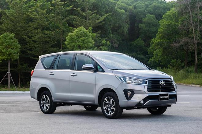 Giá xe Toyota Innova lăn bánh tháng 7/2021 - ảnh 1