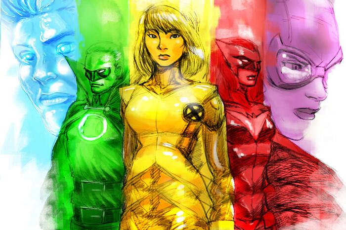 """Những nhân vật LGBT trong 2 vũ trụ truyện tranh Marvel và DC chờ ngày """"come out"""" trên màn ảnh rộng, bạn biết những ai? (Phần 2)"""