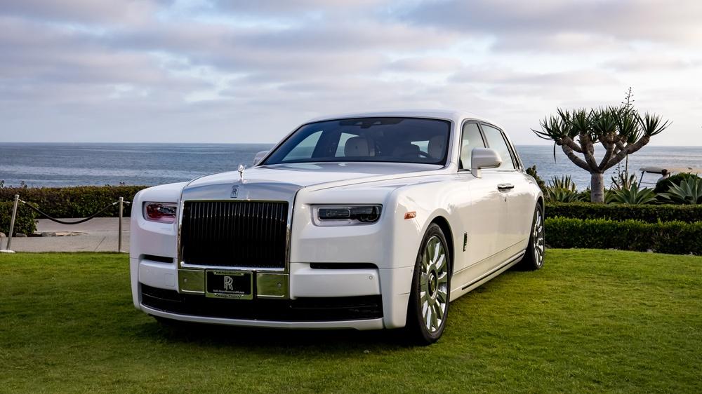 Rolls-Royce Phantom phiên bản đặc biệt kỷ niệm 40 năm ngày cưới