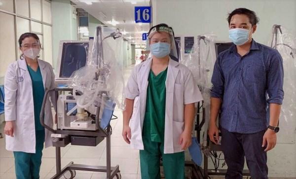 VPBank hỗ trợ gấp 715 máy thở hiện đại cho các tỉnh phía Nam - ảnh 1