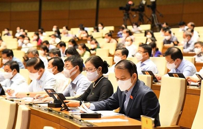Quốc hội rút ngắn 3 ngày họp để tập trung chống đại dịch Covid-19 - ảnh 1