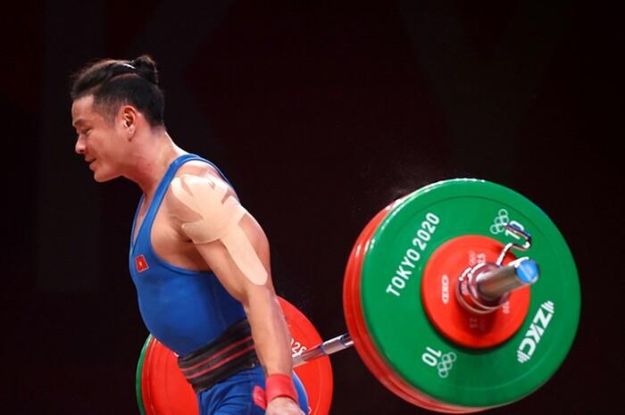 Thạch Kim Tuấn thất bại ở Olympic 2020