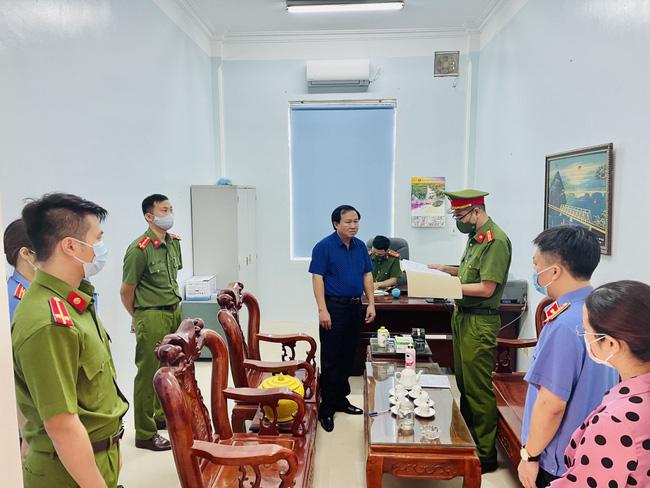 Thanh Hóa khởi tố, bắt tạm giam một cán bộ Kho bạc huyện - ảnh 1