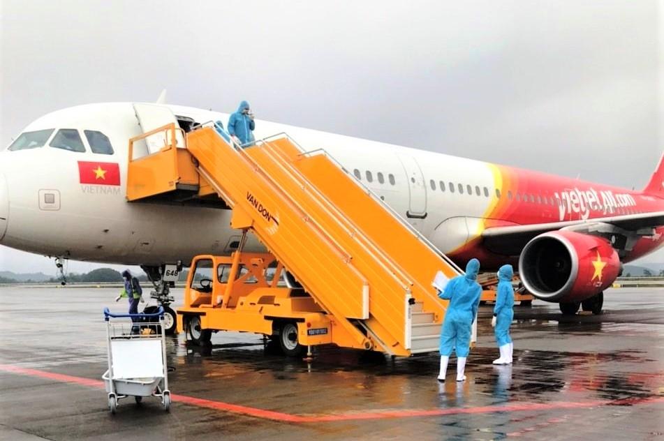 Thừa Thiên Huế: Sẽ đón 240 công dân từ thành phố Hồ Chí Minh về quê bằng máy bay - ảnh 1