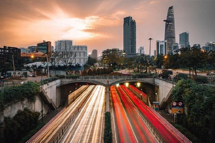 Nóc Hầm Thủ Thiêm – địa điểm vui chơi, ngắm cảnh và sống ảo siêu đẹp tại Sài Gòn - ảnh 1