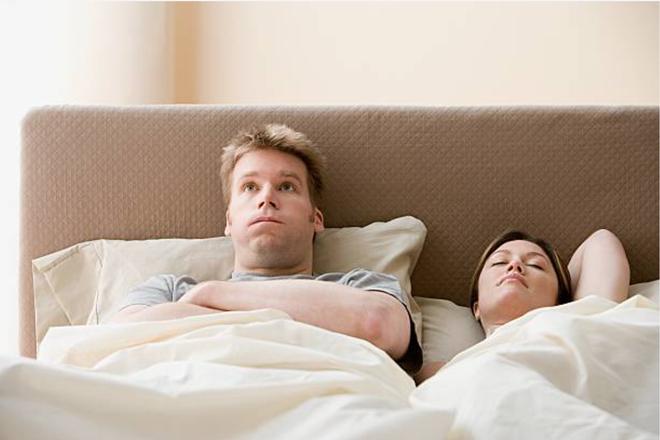 Vợ ngoan hiền cả bên ngoài lẫn trong phòng ngủ khiến tôi mất hứng - ảnh 1