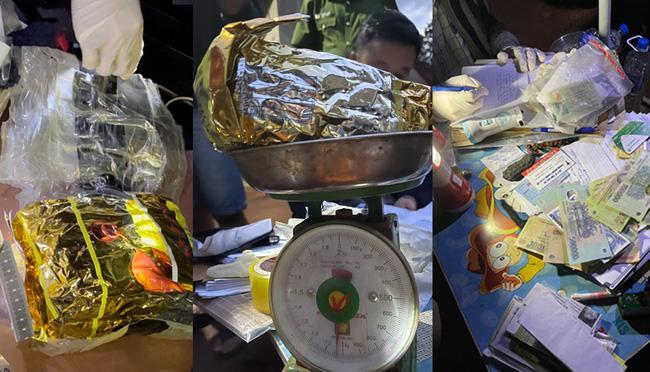 Gia Lai: Bắt nhóm vận chuyển 1,2 kg ma túy đá, thu giữ một khẩu súng và 21 viên đạn - ảnh 1