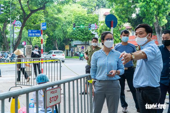 Dịch COVID-19 ngày 18-7: Hà Nội thêm 12 ca mới, Lâm Đồng tiêm vắc xin cho tài xế đường dài - ảnh 1
