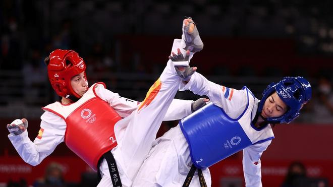 Nữ võ sĩ giúp Thái Lan giành HCV đầu tiên tại Olympic Tokyo 2020 - ảnh 1