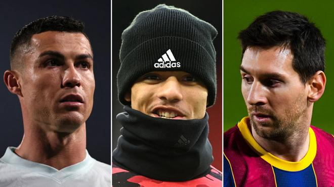 Sao trẻ MU Greenwood khen Messi hơn Ronaldo, thần tượng Ronaldo béo nhất