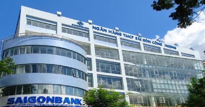 Saigonbank: Tín dụng giảm, thu hồi nợ tăng cứu vớt lợi nhuận - ảnh 1
