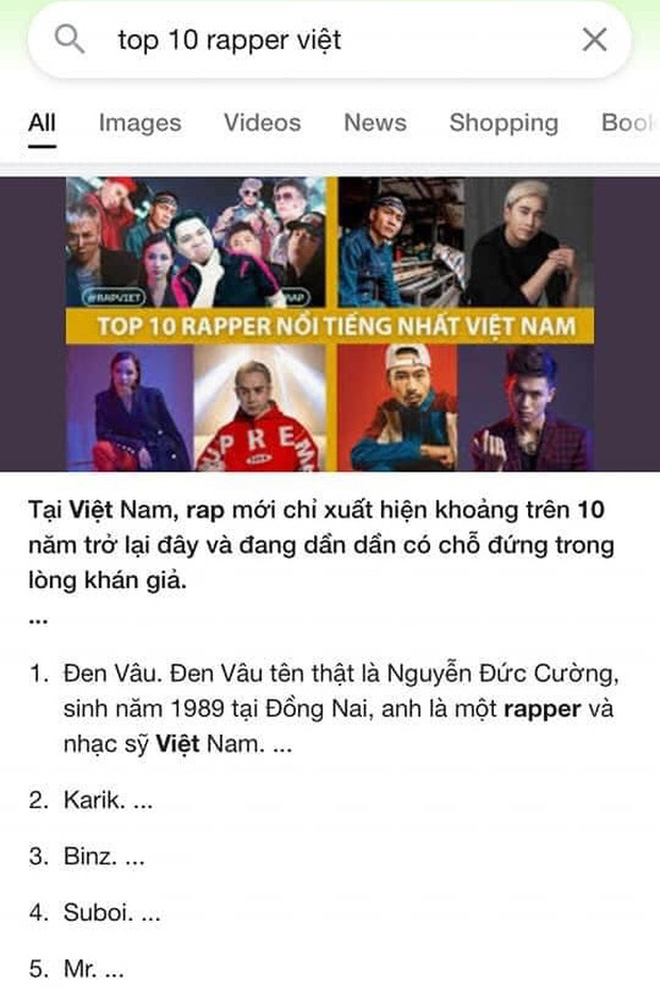 """Giữa cơn sốt """"ai là rapper số 1 Việt Nam"""" bỗng dưng netizen lại gọi tên anh trai bán trà dâu Đông Du, ủa gì vậy? - ảnh 1"""