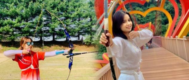 Vẻ đẹp cuốn hút của nữ cung thủ Việt Nam 20 tuổi dự Olympic Tokyo